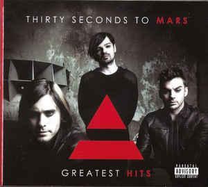 Thirty Seconds To Mars - Greatest Hits (2CD, Digipak)