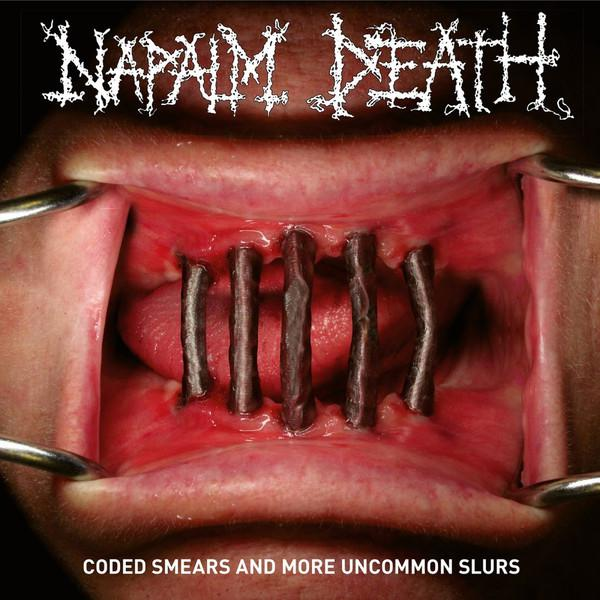 Napalm Death - Coded Smears And More Uncommon Slurs (2CD, 2018)