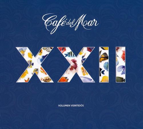 Cafe Del Mar - XXII - Volumen Vientidos (2CD, 2016)