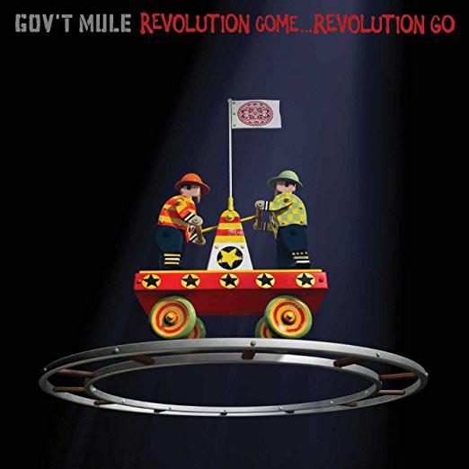 Gov't Mule - Revolution Come…Revolution Go (2CD, 2017) (Deluxe Edition)