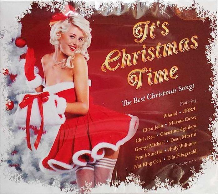 Сборник - Лучшие Новогодние Песни (The Best Christmas Songs)