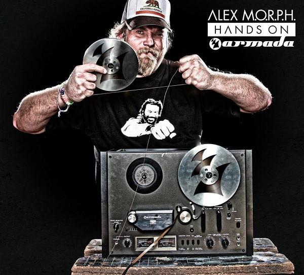 Alex M.O.R.P.H. - Hands On Armada (2CD, 2010) (Digipak)