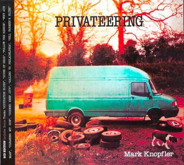 Mark Knopfler - Privateering (2012) (2CD)
