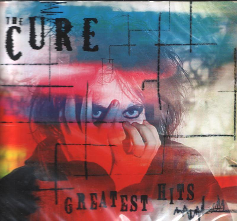 The Cure - Greatest Hits (2CD, 2018) (Digipak)