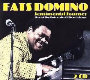 FATS DOMINO - SENTIMENTAL JOURNEY /2 CD/