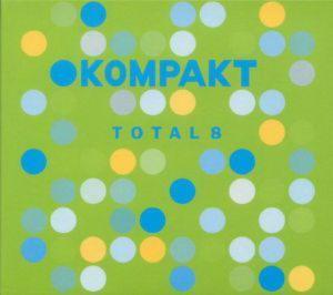 KOMPAKT - TOTAL 8 /2 CD/