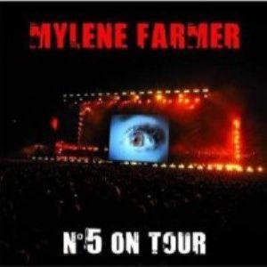Mylene Farmer - №5 On Tour ( 2 CD)