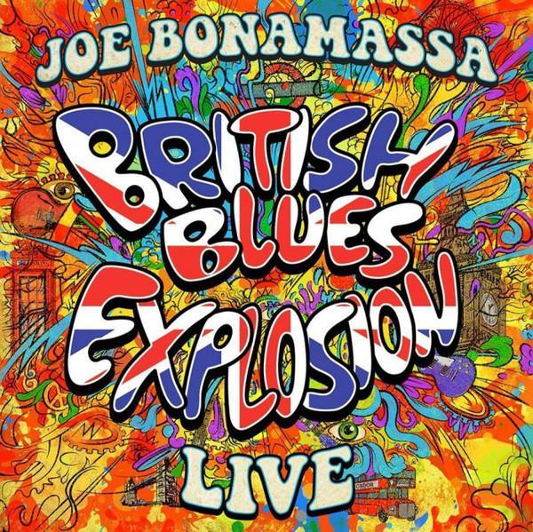 Joe Bonamassa - British Blues Explosion Live (2CD, 2018)