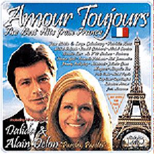 The Best Hits From France - Amour Toujours