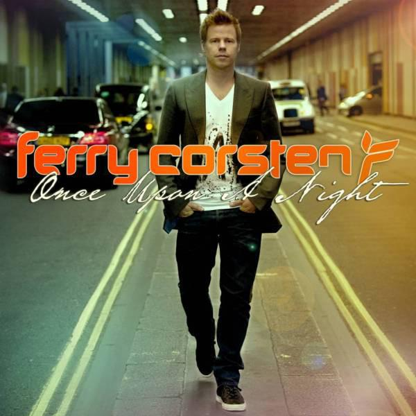 Ferry Corsten - Once Upon A Night Vol. 3 (2CD, 2012) (Digipak)