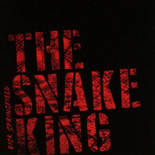Rick Springfield - The Snake King (2018)