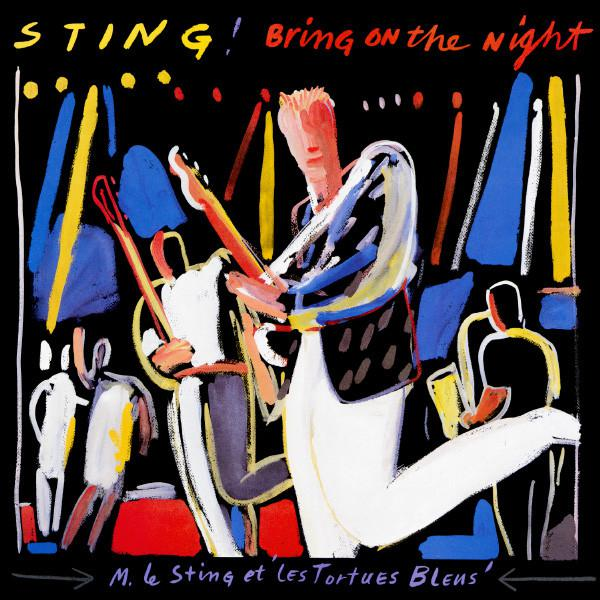 Sting - Bring On The Night (2CD, 1986)