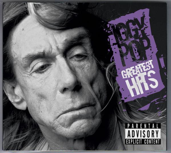 Iggy Pop - Greatest Hits (2CD, Digipak)