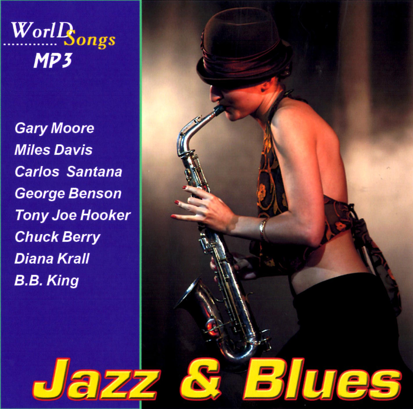 Jazz & Blues [mp3]