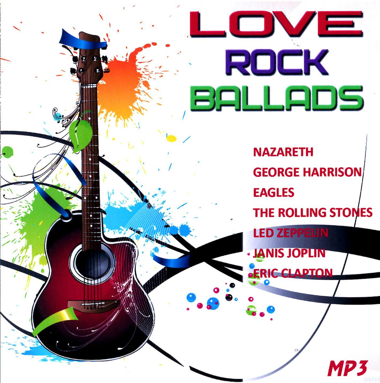 Love Rock Ballads