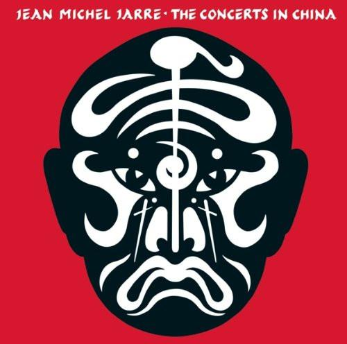 Jean Michel Jarre - The Concerts In China (2CD, 2014)