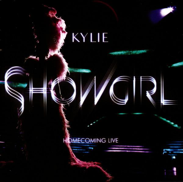 Kylie - Showgirl Homecoming Live (2CD, 2007)