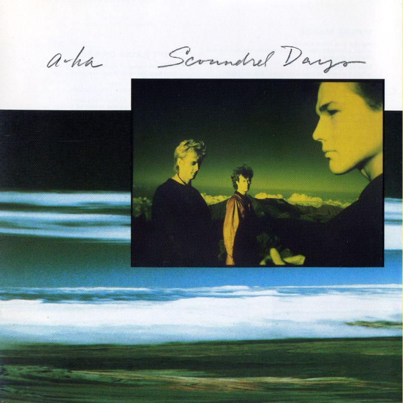 A-Ha - Scoundrel Days (Deluxe Edition) (2CD, 2010)