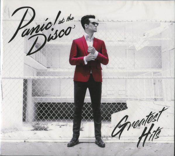 Panic! At The Disco - Greatest Hits (2 cd, digipak)
