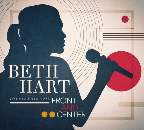 Beth Hart - Front And Center (Live From New York) (2018) (CD+DVD)