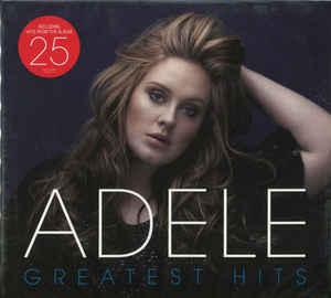 Adele - Greatest Hits (2CD, Digipak)