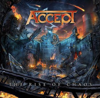 Accept - The Rise Of Chaos (cd+dvd) (2017)