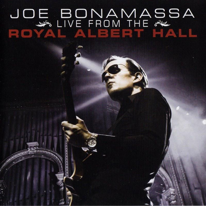 Joe Bonamassa - Live From The Royal Albert Hall (2CD, 2010)