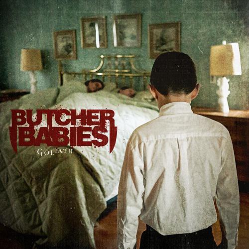 Butcher Babies - Goliath (2013)