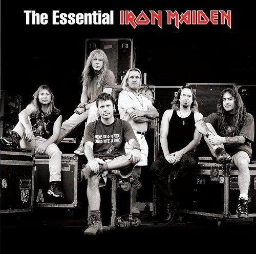 Iron Maiden - The Essential Iron Maiden (2CD, 2005)