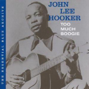JOHN LEE HOOKER - TOO MUCH BOOGIE