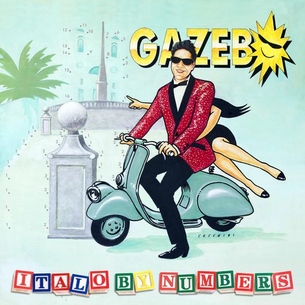 Gazebo - Italo By Numbers (2018)