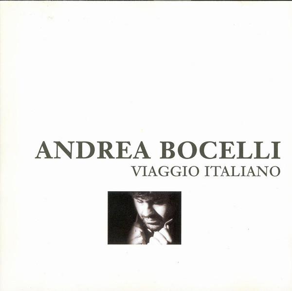 Andrea Bocelli - Viaggio Italiano (1996)