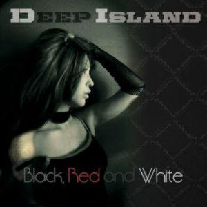 DEEP ISLAND - BLACK, RED AND WHITE