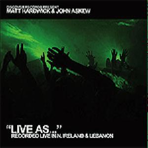 Matt Hardwick & John Askew - Live As… Vol.3 /2 Cd/