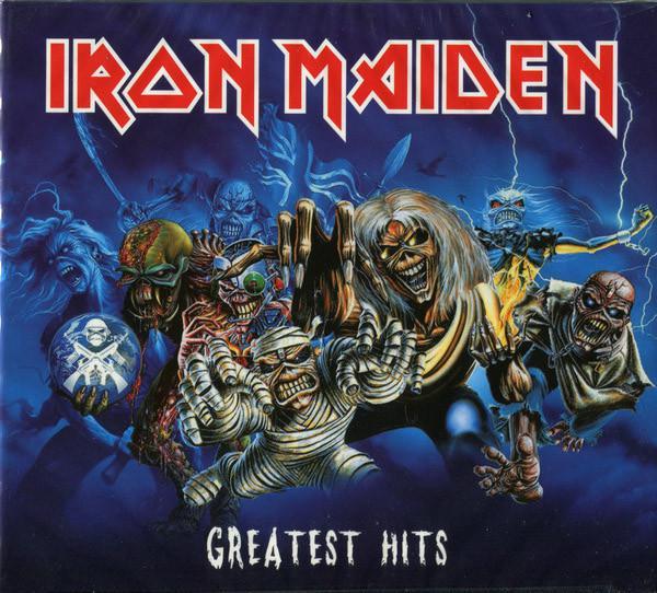 Iron Maiden - Greatest Hits (2CD, Digipak)