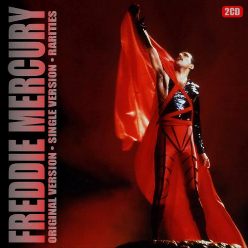 Freddie Mercury - Original Version. Single Version. Rarities (2 CD) (Compilation)