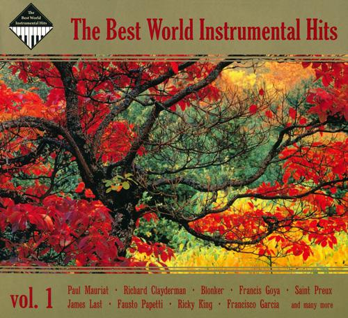Сборник - The Best World Instrumental Hits, Vol. 1(2CD, Digipak)