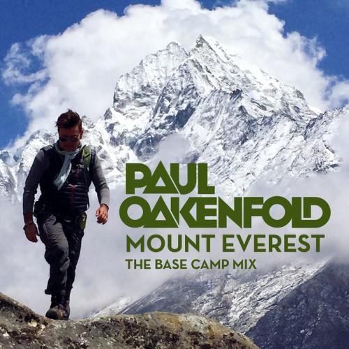 Paul Oakenfold - Mount Everest - The Base Camp Mix (2CD, 2018)