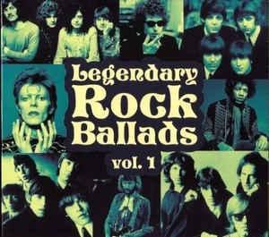 Сборник - Legendary Rock Ballads Vol. 1 (2CD, Digipak)