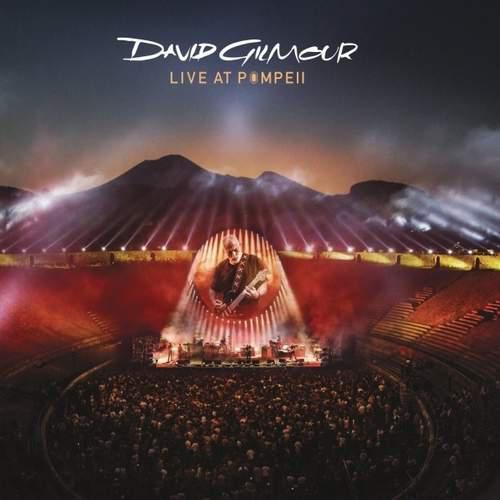 David Gilmour  - Live At Pompeii (2cd, digipak) (2017)