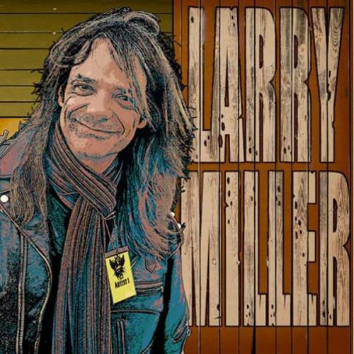 Larry Miller - Larry Miller (2016)