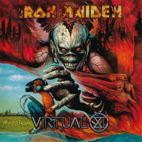 Iron Maiden - Virtual XI (2011)