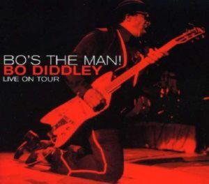 Bo Diddley - Bo's The Man!