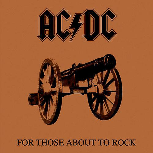 AC/DC - For Those About To Rock (We Salute You) (2003)