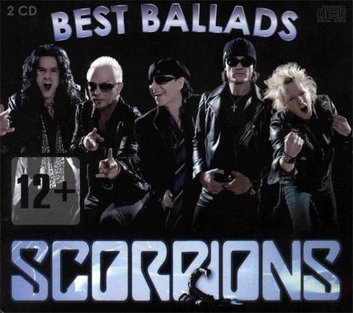 Scorpions - Best Ballads (2CD, Digipak)