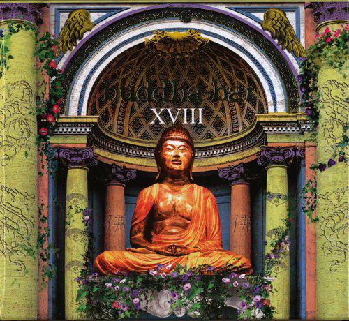 Various Artists - Buddha-Bar XVIII (2CD, 2016)