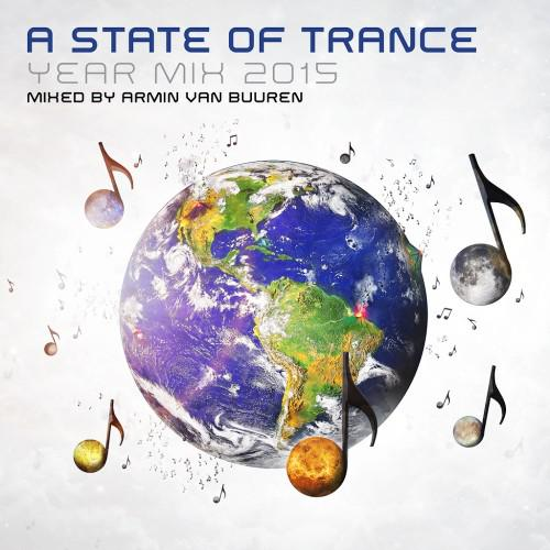 VA - A State Of Trance Year Mix 2015 (Mixed by Armin van Buuren, 2CD)