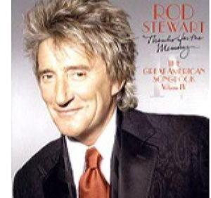 Rod Stewart - Thanks For The Memory. The Great American Songbook