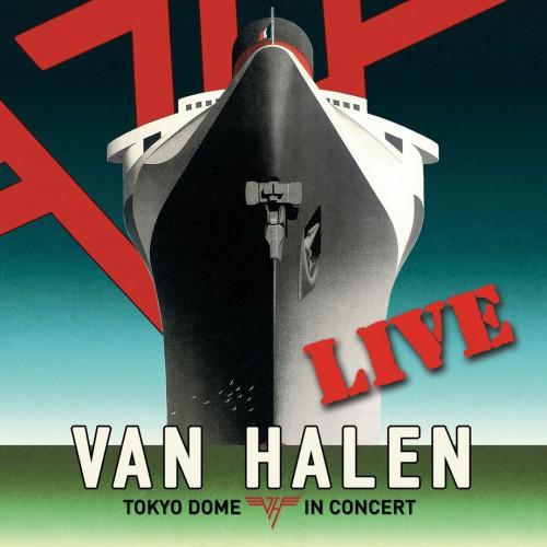 Van Halen - Tokyo Dome Live in Concert (2CD, 2015)