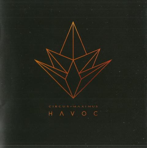 Circus Maximus - Havoc (Japanese Limited Edition, 2CD) (2016)
